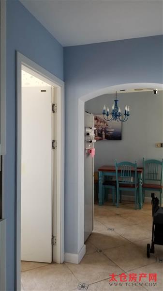 南洋壹号公地中海豪华装修风格4室2厅1卫楼层好