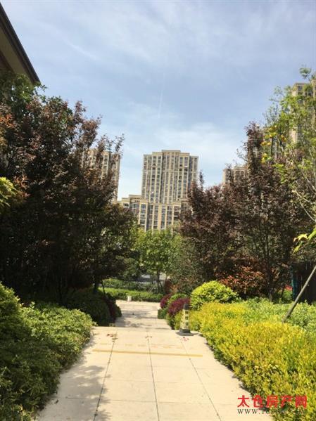 景瑞望府联排别墅前后大院子满两年位置好