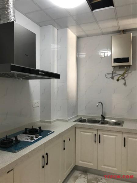 沙溪白云花园2室1厅1卫精装修全新首次出租1800/月
