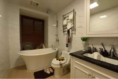 碧桂园·天悦湾样板房内置卫生间 到底如何