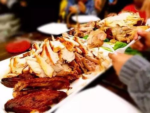 高尔夫鑫城 | 火鸡派对等你来狂欢!