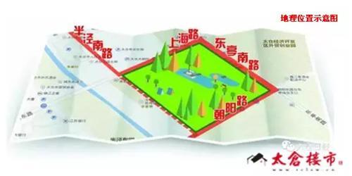 华侨花园与市政府中间那块地新建市民公园