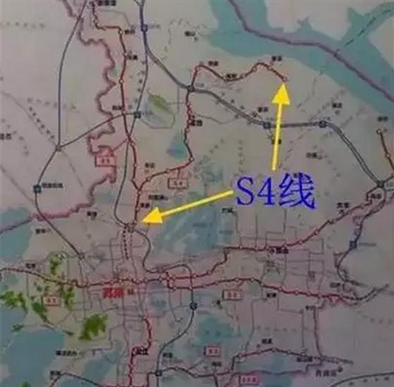 苏州S1线(含太仓)预计2017年中开工
