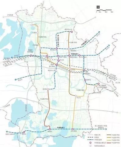 太仓未来将建2条地铁线连上海和苏州