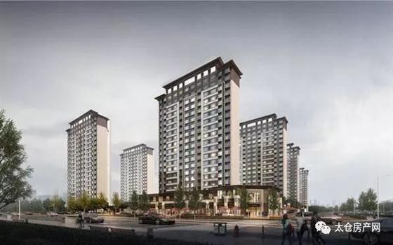 高新区一新盘出规划:共计12栋高层住宅