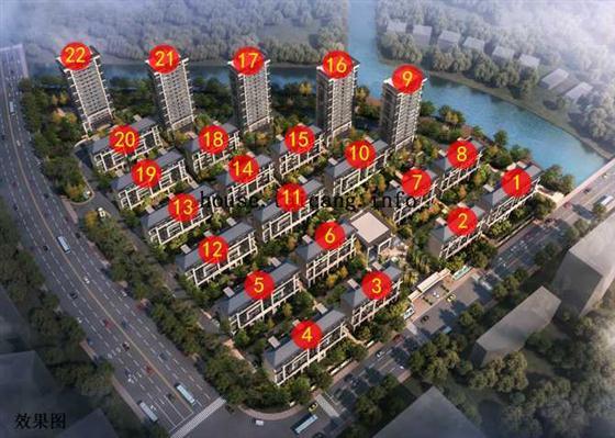 想买科教新城?看这里 百余套住宅今起入市