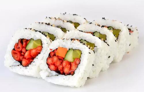 寿司DIY ▏周末欢乐开卷!约定你呦