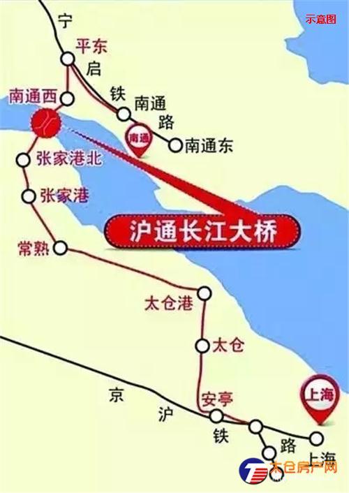 重磅!沪通铁路二期建设可行性报告获批